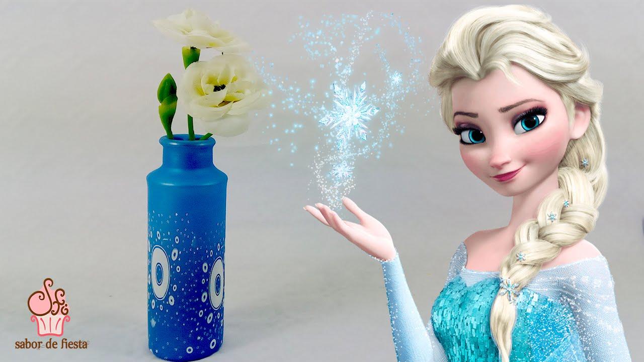 Como Estampar Botella Con Globos Para Fiestas Sabor De Fiesta Youtube