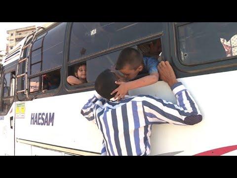 afpde: Emotionale Rückkehr nach Syrien