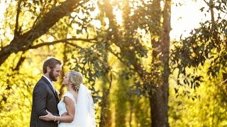Marita & Lucas - Stones of the Yarra Valley - Allure Productions - Wedding Video Melbourne