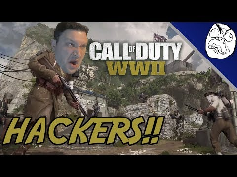 Call of Duty WWII Rage Montage: Hackers, Session Joiners, Stream Snipers, Requisitions, Campers thumbnail