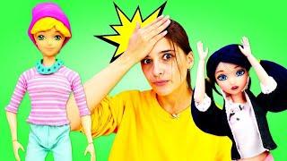 Свидание Маринетт и Эдриана - Новый образ Адриана - Смешные видео. Ох, уж эти куклы Леди Баг