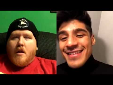 Ron Leon Bellator MMA 194 Pre-fight Interview w/ My MMA News