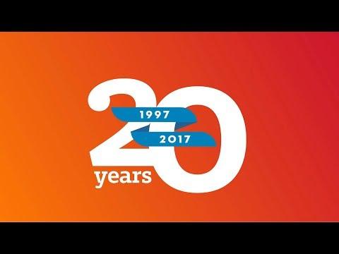 Paylocity 20th Anniversary