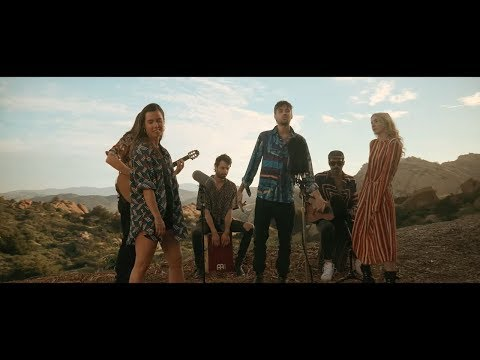 Crystal Fighters | Sunset Session - Boomin' In Your Jeep (Acoustic)
