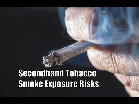 Secondhand Tobacco Smoke Exposure Risks