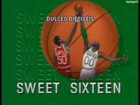 Boston Celtics - Sweet Sixteen 1986 - NBA Champions