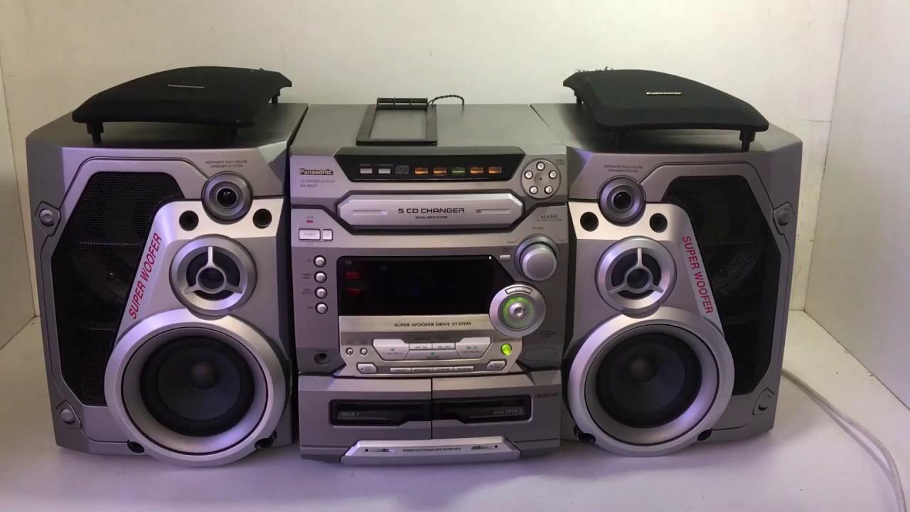 Panasonic sa-ak47 схема