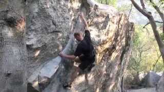 Bouldering Guide to Little Cottonwood Canyon: Beginner/Intermediate Classics