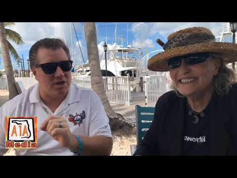 Mayor Gonzo Mays/Tampa Bay Parrot Head Club Welcome to Key West Party Bill Brehm Interview