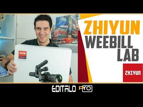 Zhiyun Weebill Lab en Español