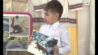 Воспитанники Детского сада №18 «Светлячок» изучают чувашский язык
