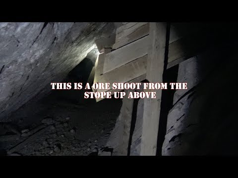 EXPLORING AN ABANDONED MINE IN THE MOJAVE DESERT PART 1