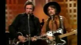 Waylon Jennings&Johnny Cash - There ain`t no good chain gang