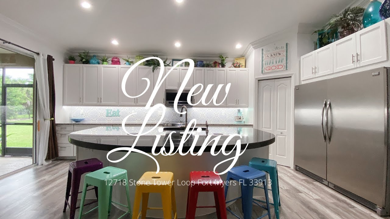 12718 Stone Tower Loop Fort Myers, FL 33913