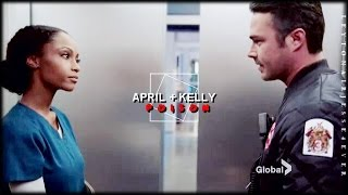 April Sexton and Kelly Severide|| Poison[VIDLET]
