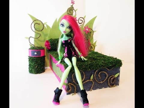 how to make ever after high beds