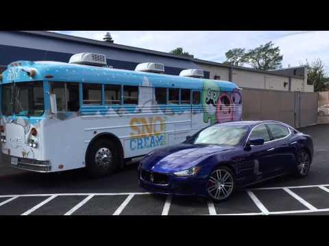 Naan Stop DC & Maserati Of Arlington