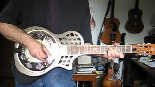 Highway 61 guitar from Republic.Blues by 12radius.