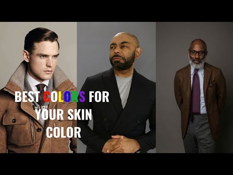 How To Wear The Right Colors For Your Skin Color/Tone/Complexion