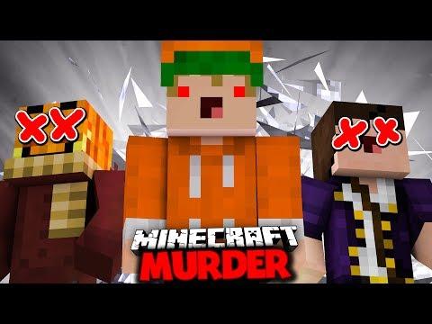MAUDADO RASTET AUS! DAMIT HÄTTE NIEMAND GERECHNET! ✪ Minecraft MURDER