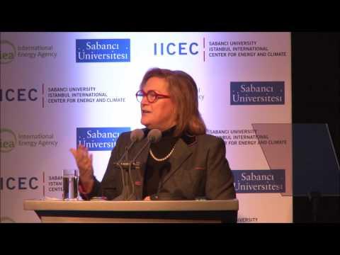 World Energy Outlook 2016/ Turkey Presentation - Opening Remarks by Ms. Güler Sabancı
