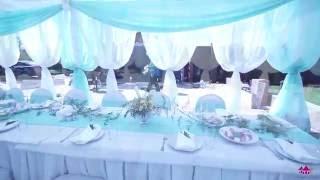 Шатры для свадьбы и их оформление