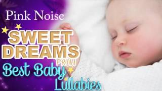 ♥ 8 HOURS ♥ AMAZING PINK NOISE To Put A Baby To Sleep-Soothing Sounds Less Harsh Than White Noise ♥