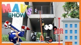 2 STORE HIGH HOT WHEELS RAMP   KIDS HOMESCHOOL CHALLENGE