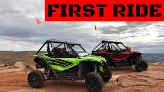 Fisher's First Ride & Review - Honda Talon 1000X & 1000R Pros & Cons