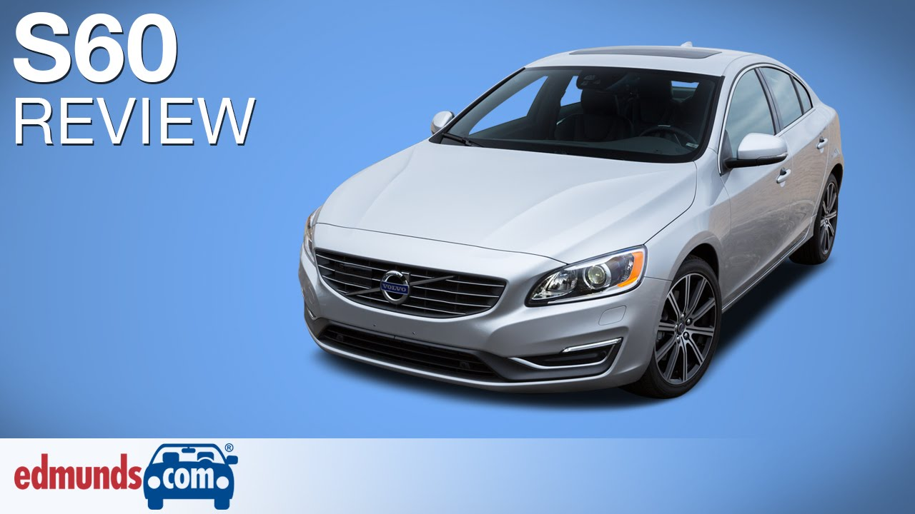 2015 Volvo S60 Review - YouTube