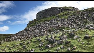An Evocative Hike to Dun Beag Broch