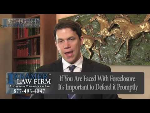 Orlando Foreclosure Lawyer - Foreclosure Cases can take a year to process, Why you need a lawyer?