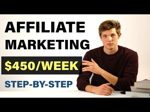 Affiliate Marketing Tutorial For Beginners 2020 (Step by Step)
