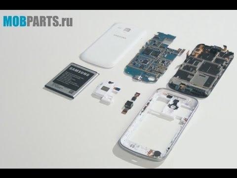 Samsung Galaxy S Duos S7562 как разобрать, ремонт и сборка