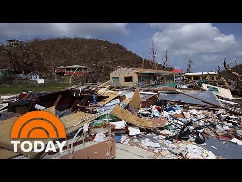 US Virgin Islands To Begin Rebuilding After Hurricane Irma | TODAY