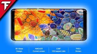 Ist das ein günstiges SAMSUNG GALAXY S9 ⁉️ ( deutsch ) Elephone U Pro unboxing | TechFloyd