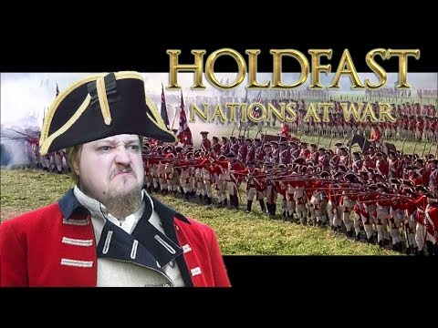 Holdfast Nations at War | Britain's finest Officer