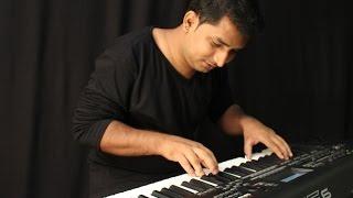 Magical Finger | jeena jeena piano cover |Badlapur 2015 |Atif Aslam| STEPHEN FRANK