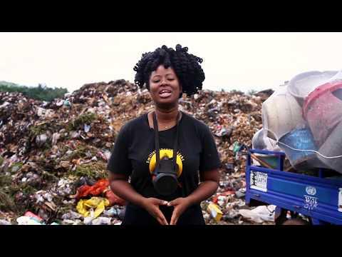 Vickie Remoe Show: Ep. 2 - Trash to Treasure in Sierra Leone