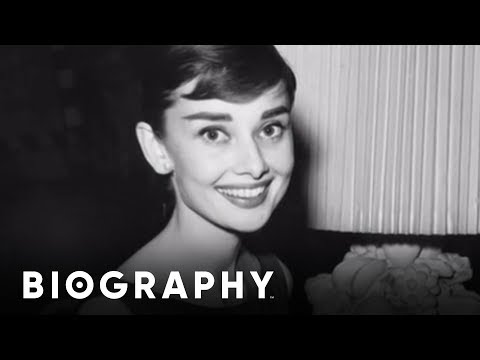 Mini Bios: Audrey Hepburn