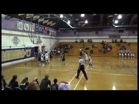South Hills High School VS Diamond Bar 1/17/17