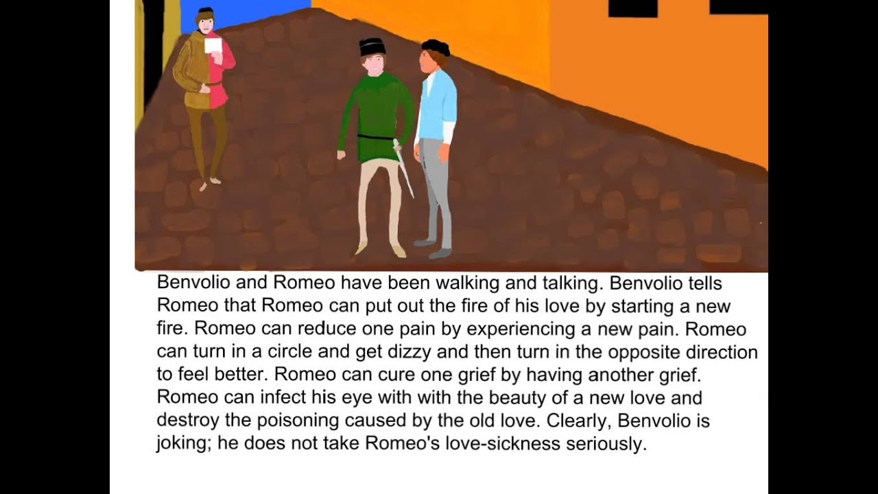 Romeo and juliet impulsive acts