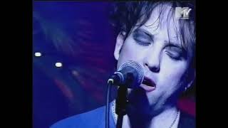 The Cure - Just like Heaven (Live on MTV Most Wanted)