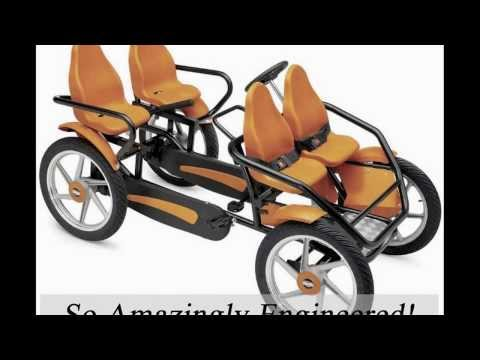 Quadricycle For Sale - Great 4 Wheel Bicycle!