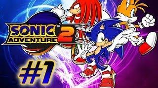 Прохождение Sonic Adventure 2 (Hero) - #1