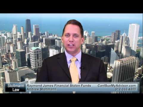 Raymond James Financial Stolen Investments