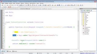 Урок #38 Laravel 5.2 [ сервис контейнер, App  ]