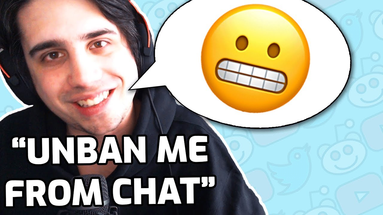 """""""Time to to get unbanned from his chat!""""   IWillDominate Responds to Internet Comments"""