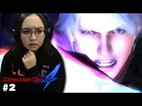 ANYTHING FOR HER - Let's Play: Devil May Cry 4: Special Edition PS4 Gameplay Walkthrough Part 2 thumbnail