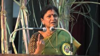 prof dr jayanthasri balakrishnan on celebrating pongal address